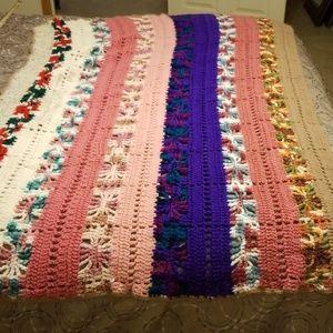 New handmade lap afghan